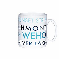 image of Our Region Hollywood Jumbo Mug