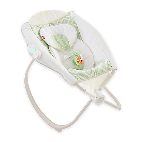 Fisher-Price® Smart Connect™ Deluxe Newborn Auto Rock 'n Play™ Sleeper