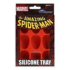 image of Marvel® Spider-Man Silicone Tray