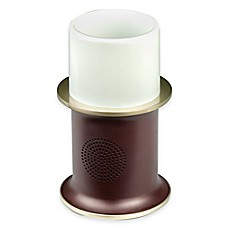 image of AR 4-Watt 2-Way Wireless Bluetooth® Outdoor Speaker with LED Candle