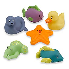 image of Battat® Mini Bath Buddies