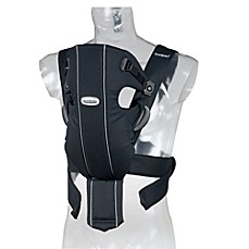 image of BABYBJORN® Baby Carrier Original in Classic Black