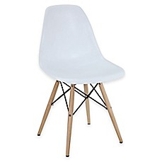image of Modway Pyramid Dining Side Chair