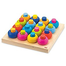 image of Haba Toys Palette of Pegs