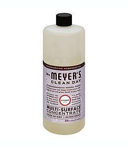 Limpiador líquido concentrado Mrs. Meyer's® Clean Day multisuperficies de 946.35 mL aroma lavanda