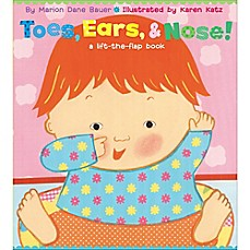 image of Toes, Ears & Nose Flap Book by Karen Katz