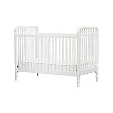 image of million dollar baby classic liberty 3in1 convertible crib in white