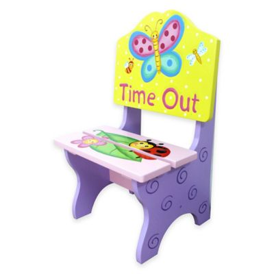 teamson fantasy fields magic garden time out chair - Little Tikes Garden Chair