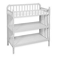 image of DaVinci Jenny Lind Changing Table in Grey