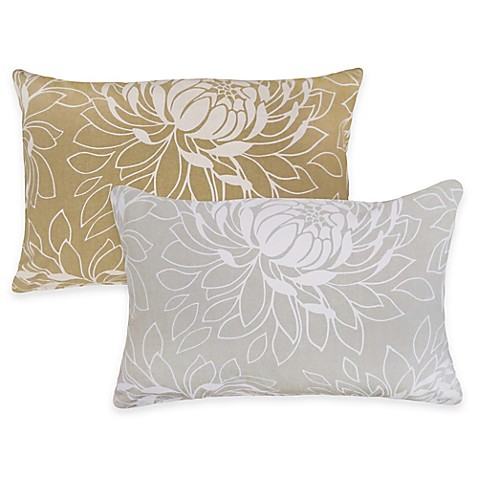 Park B. Smith The Vintage House Lotus Oblong Throw Pillow - Bed Bath & Beyond
