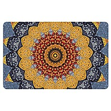 image of The Softer Side by Weather Guard™ Sundial Mosaic Kitchen Mat