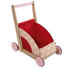 image of Haba Toys Summer Meadow Doll Pram