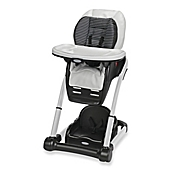 image of Graco® Blossom™ 4-In-1 High Chair Seating System in Studio™