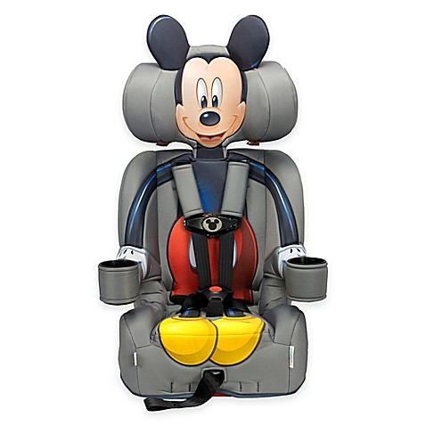 kidsembrace disney mickey mouse combination harness booster car seat bed bath beyond. Black Bedroom Furniture Sets. Home Design Ideas