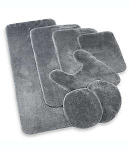 Tapete para baño en herradura Wamsutta® Duet, gris peltre