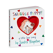 image of Snuggle Puppy Board Book by Sandra Boynton