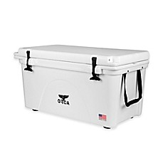 image of Orca Ice Retention Cooler in White