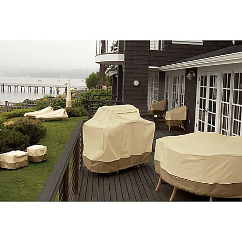classic accessories veranda patio furniture cover collection bed bath beyond. Black Bedroom Furniture Sets. Home Design Ideas