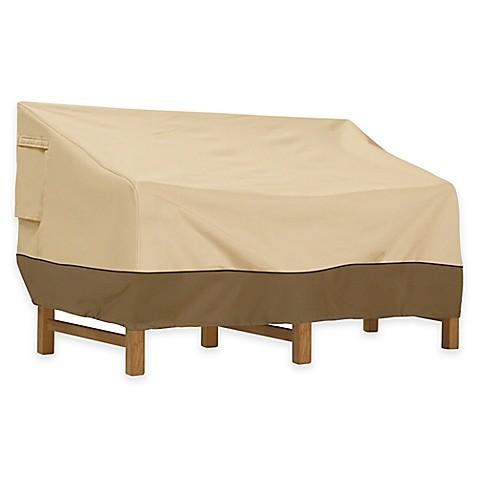 Buy Classic Accessories Veranda Medium Outdoor Loveseat Cover From Bed Bath Beyond