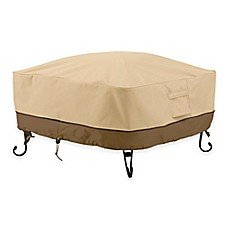 image of Classic Accessories® Veranda Square Firepit Cover
