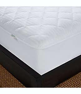 Cubre colchón king de algodón Nestwell™ Cotton Comfort impermeable