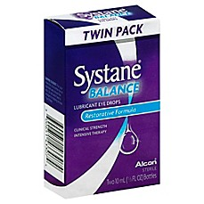image of Systane® Balance 2-Count Lubricant Restorative Formula Eye Drops
