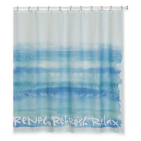 Splash Shower Curtain - Bed Bath & Beyond