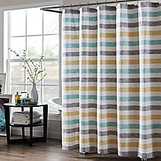 image of Kas Room Greta Shower Curtains