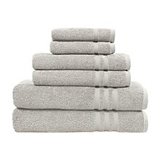 image of Linum Home Textiles Denzi 6-Piece Towel Set