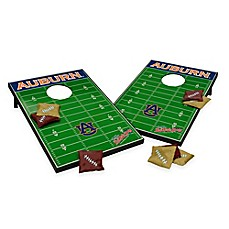 image of NCAA Auburn University Field Tailgate Toss Cornhole Game