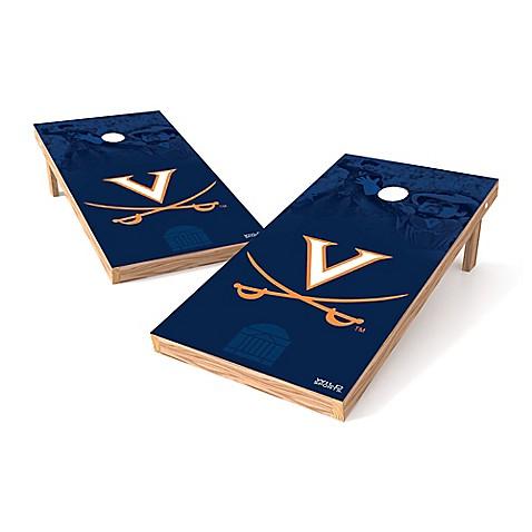 Ncaa University Of Virginia Regulation Cornhole Set Bed