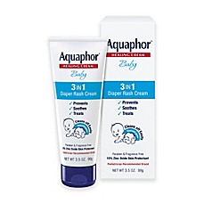 image of Aquaphor® 3.5 oz. Baby Diaper Rash Cream