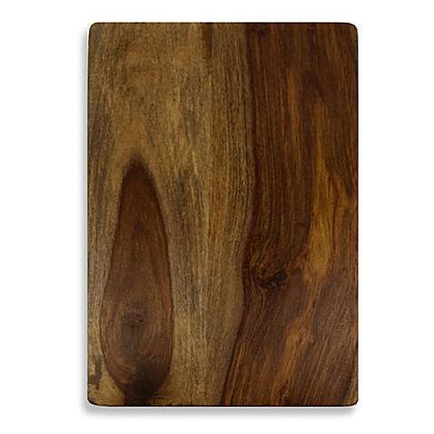 architec gripperwood sheesham cutting board bed bath. Black Bedroom Furniture Sets. Home Design Ideas