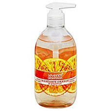 image of Seventh Generation 12 oz. Hand Wash in Mandarin Orange and Grapefruit