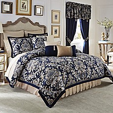 twin cal king free shipping on orders over 29 image of croscill imperial reversible comforter set