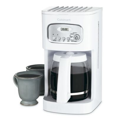 Old Cuisinart Coffee Maker : Cuisinart 12-Cup Programmable Classic Coffee Maker - Bed Bath & Beyond