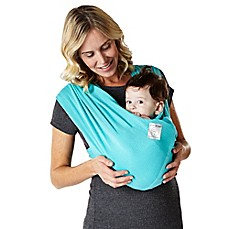 image of Baby K'tan® Breeze Baby Carrier in Teal