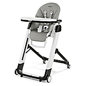 image of Peg Perego Siesta High Chair in Ice