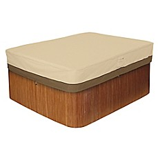 image of Classic Accessories® Veranda Rectangle Hot Tub Cover