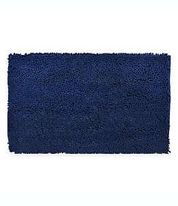 Super Sponge Bath Mat™ Tapete para baño, 53.34 x 86.36 cm en azul
