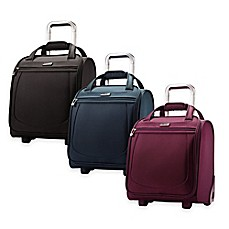 image of Samsonite® Mightlight 2.0 Wheeled Boarding Bag in Blue