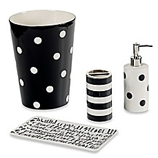 Image Of Kate Spade New York Deco Dot Bath Ensemble