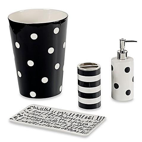 Genial Kate Spade New York Deco Dot Bath Ensemble