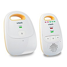 image of VTech DM111 Digital Audio Baby Monitor with 1 Parent Unit