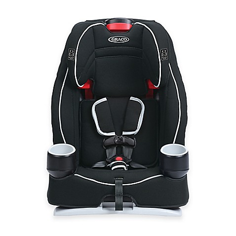 graco atlas 65 2 in 1 harness booster car seat in glacier bed bath beyond. Black Bedroom Furniture Sets. Home Design Ideas