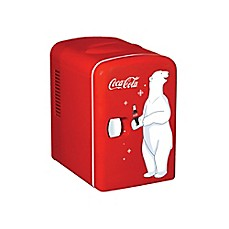 image of Coca-Cola® Personal Fridge in Red