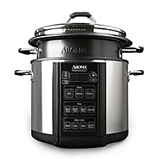 image of Aroma Professional® 6 qt. Pasta and Rice Cooker