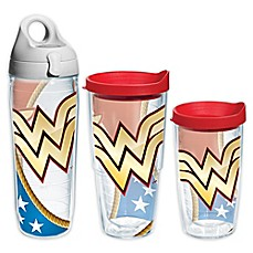image of Tervis® Wonder Woman Colossal Wrap Tumbler with Lid