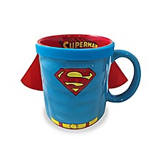 image of ICUP™ DC Comics™ Caped Superman Mug