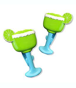 Pinzas para toalla Boca Clips®, con forma de copa, Set de 2